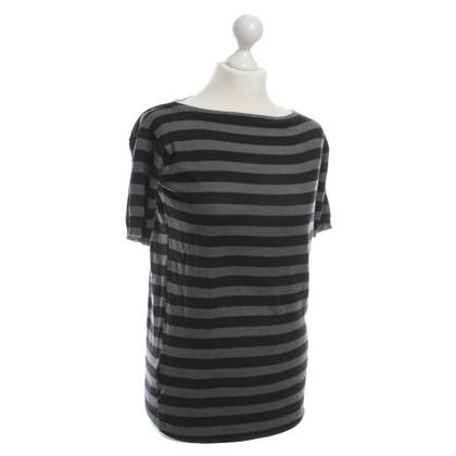 Prada Lavoro a maglia t-shirt