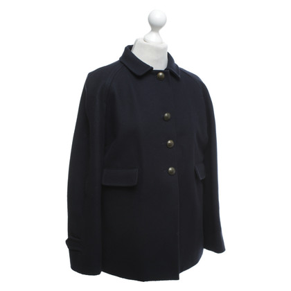See by Chloé Jacket in navy blue