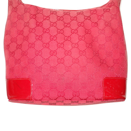 Gucci GG Supreme doek handtas