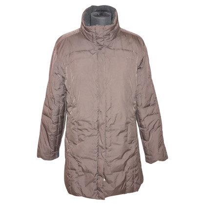 Bogner Down coat in dark brown