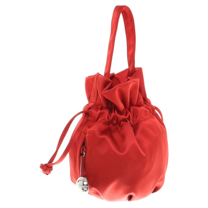 Furla Evening Bag in Red