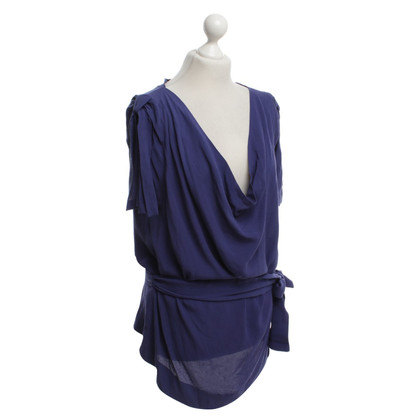 Vivienne Westwood Bluse in Violett