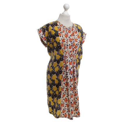 DURO OLOWU Robe avec imprimé floral