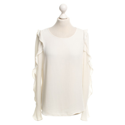Karen Millen top in cream