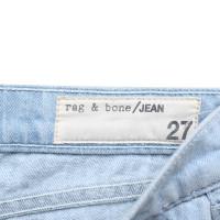 Rag & Bone Denim shorts in used look