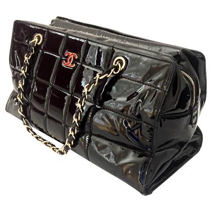 Chanel Lakleder handtas