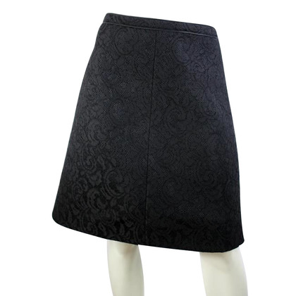 N°21 embroidered skirt