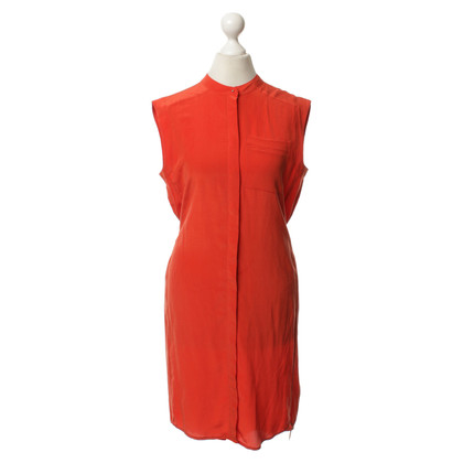 All Saints Kleid in Orange