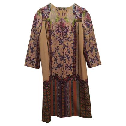 Etro Patroon jurk
