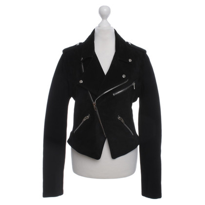 Alexander Wang biker jacket in Black