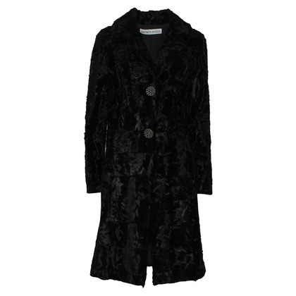 Simonetta Ravizza fur coat