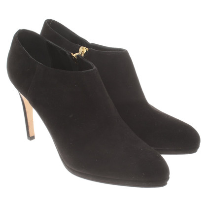 L.K. Bennett Suede ankle boots