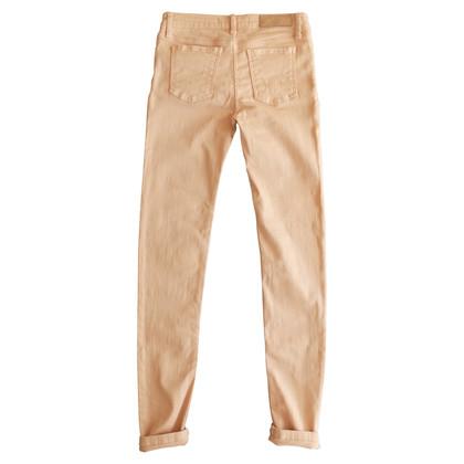 Victoria Beckham Jeans in light pink