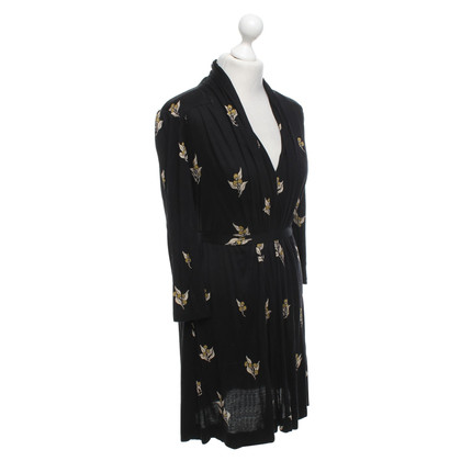 French Connection Tunic with olive print