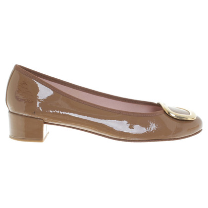 Pretty Ballerinas cuir pumps de brevet