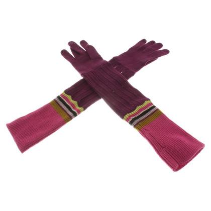 Missoni Handschuhe aus Strick