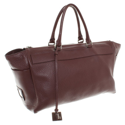 Jil Sander Handbag in Bordeaux