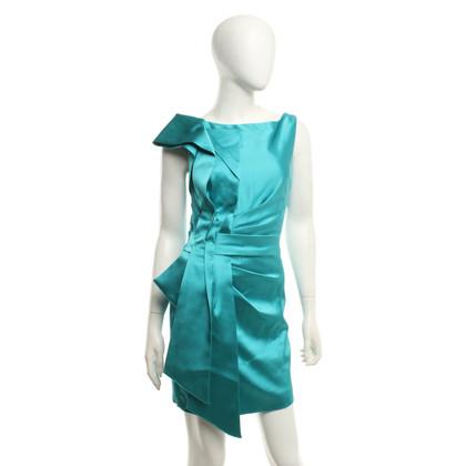 Karen Millen Dress in turquoise