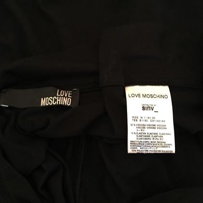 Moschino Love Zwarte rok