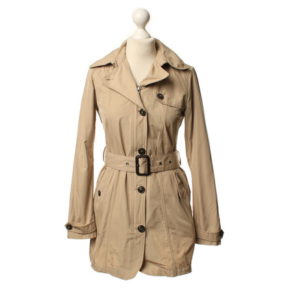Woolrich Beige trench coat