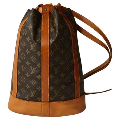 """Louis Vuitton """"Randonnée Monogram Canvas"""""""