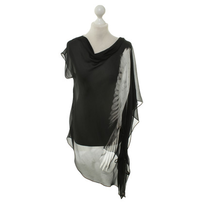 Helmut Lang Tunic in black