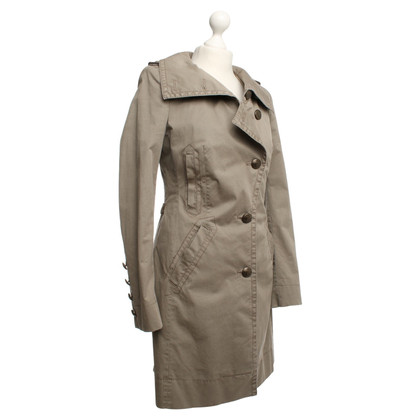 Drykorn Trenchcoat in Khaki