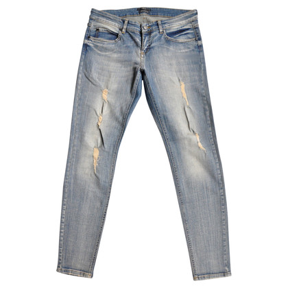 Set Jeans in used-look