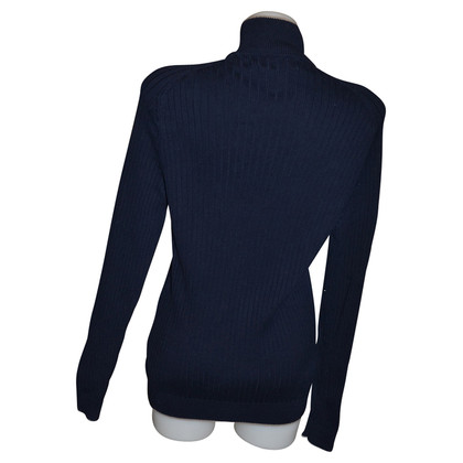 Brunello Cucinelli Blue Cardigan