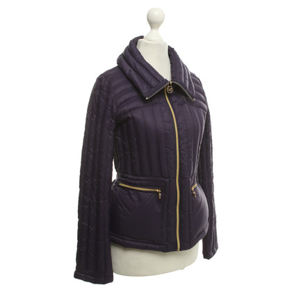 Michael Kors Down jacket in purple