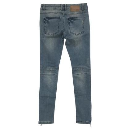 Set Blauwe spijkerbroek