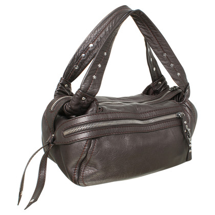 Fay Handbag with metallic effect