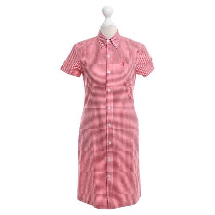 Ralph Lauren Kleid mit Vichy-Karo