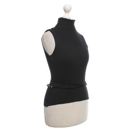 Prada Turtleneck sweater in black