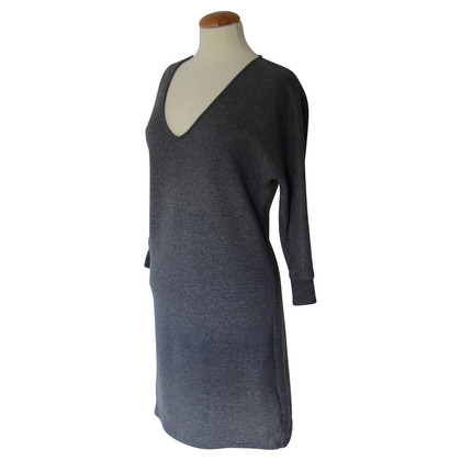 James Perse Sweatshirt dress