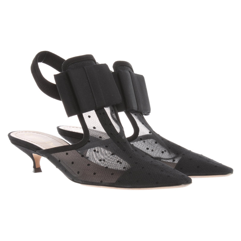 Christian Dior Pumps/Peeptoes in Black