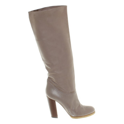 Marc Jacobs Stiefel in Grau