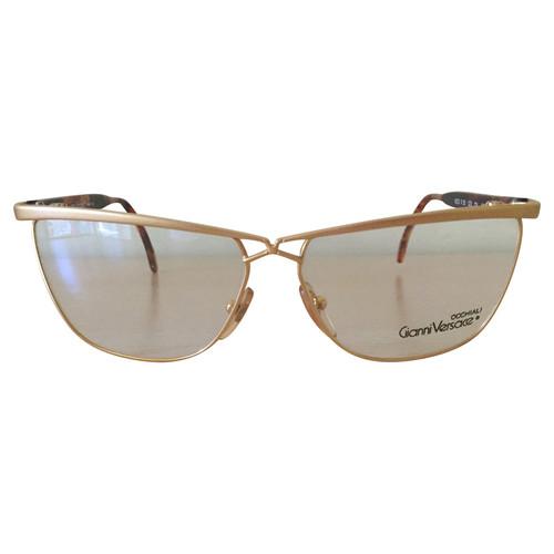 Gianni Versace Eyeglass frame - Second Hand Gianni Versace Eyeglass ...