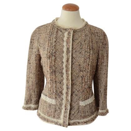 Prada Tweed Blazer