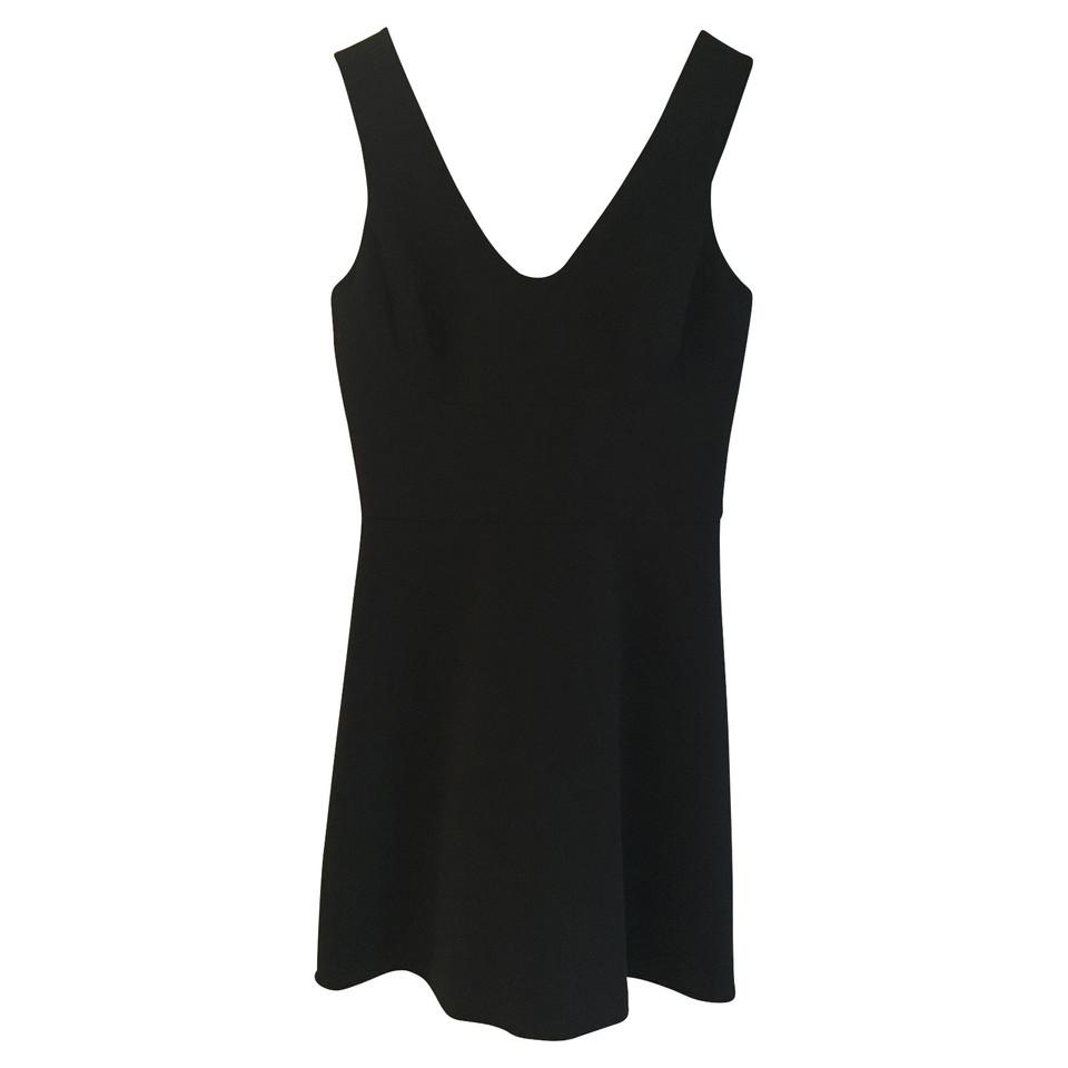 Michael Kors Schwarzes Mini-Kleid
