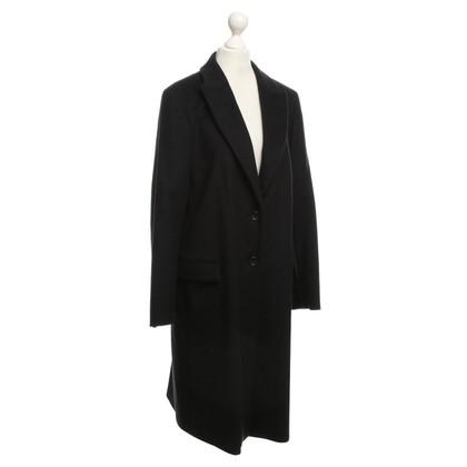 Strenesse Mantel in Schwarz