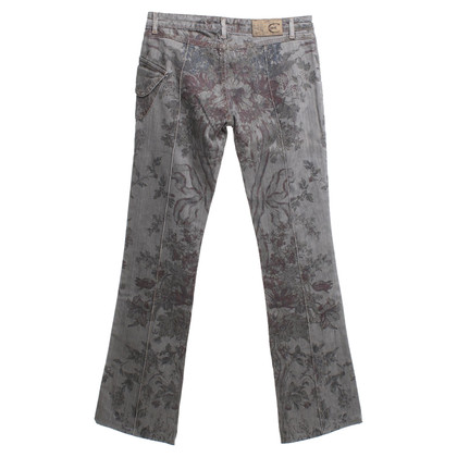Just Cavalli Jeans with a floral print