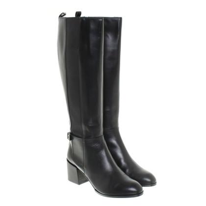 Sergio Rossi Boots in zwart