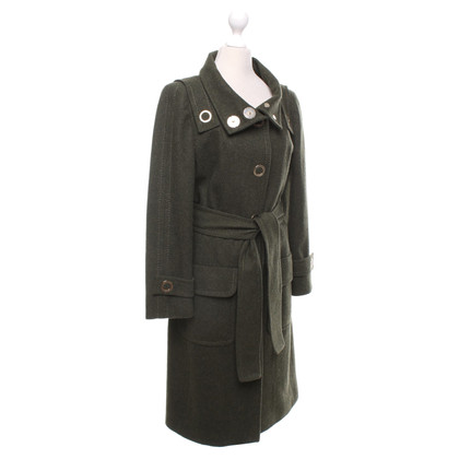 Escada Coat of new wool
