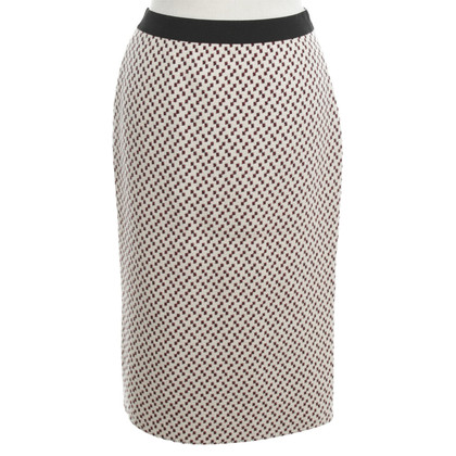 Miu Miu skirt with pattern