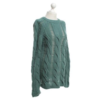 Carven maglione maglia in verde