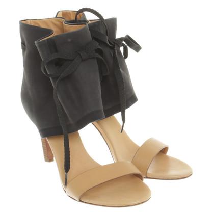 Chloé Sandaletten aus Leder