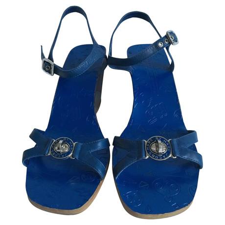 Jacobs Sandaletten Blau Marc Marc Jacobs wqXg10x