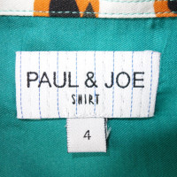 Paul & Joe Blouse met grote patroon