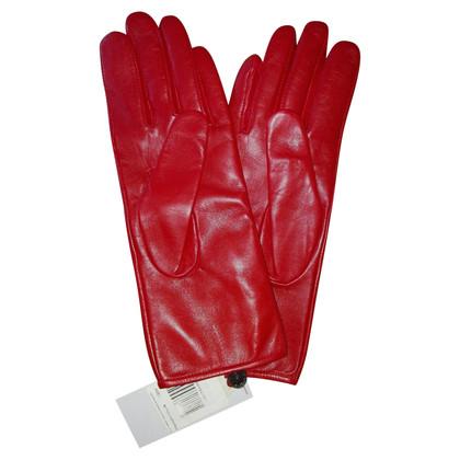Michael Kors lederen handschoenen